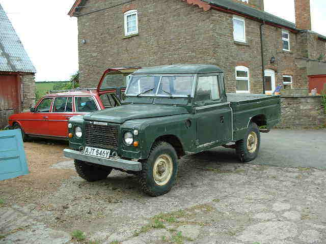 Land Rover Stage One V8 Ultimate Workhorse